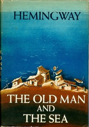 old man and the sea book jacket 1952