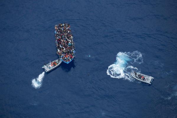 high-seaxasxsas-rescue-italian-navy-intercepts-thousands-asylum-seekers