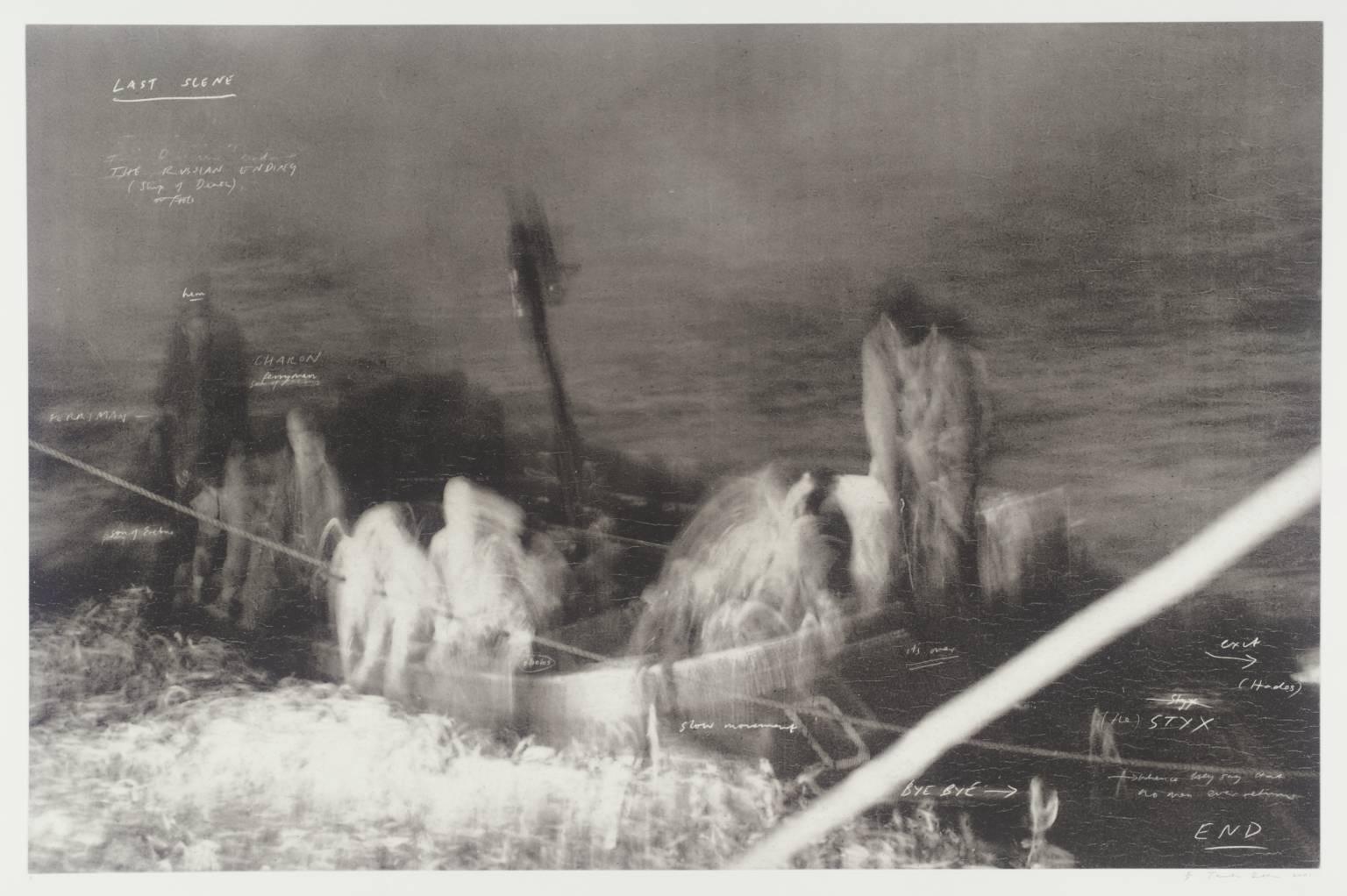Ship of Death 2001 Tacita Dean born 1965 Presented by the artist 2002 http:/